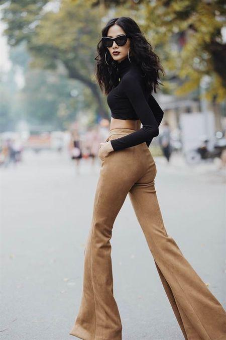 Bi che la mac xau, ban se thay doi quan diem neu thay street style cua Hoang Thuy - Anh 7