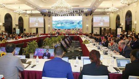 APEC 2017: Doi thoai chinh sach cao cap APEC ve du lich ben vung - Anh 1