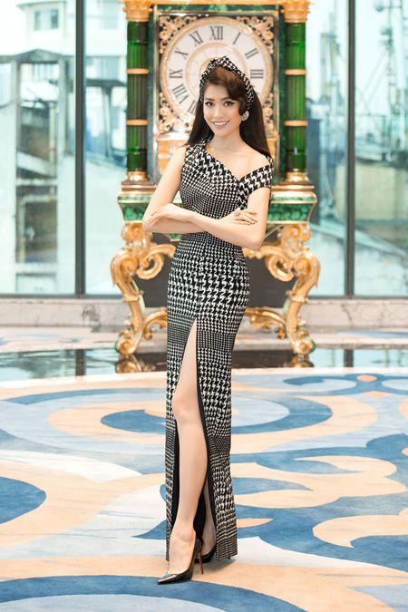 Ky Duyen, Do My Linh cung 'chay dua' mot quan ong rong - Anh 10