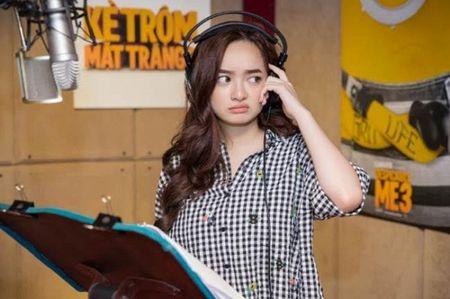 Sau 'Em chua 18', Kaity Nguyen va Kieu Minh Tuan tro thanh… bo con trong 'Despicable Me 3'! - Anh 8