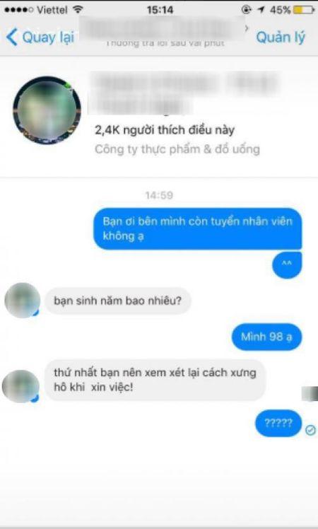 Cach 9X xin viec khien cong dong mang tranh cai nay lua - Anh 2
