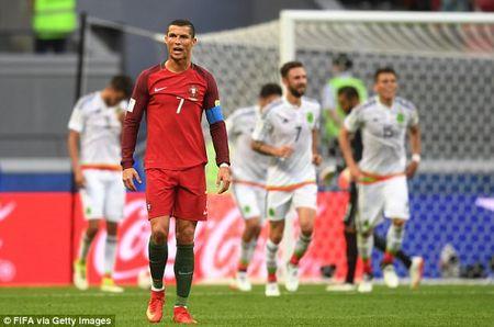 Ronaldo tu choi du hop bao sau tran Bo Dao Nha 2-2 Mexico - Anh 2