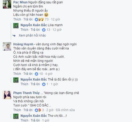 Xuan Bac lam tho cuc hai ve Van Dung, Thao Van; Phan Dinh Tung bi to thieu ton trong dan em - Anh 4