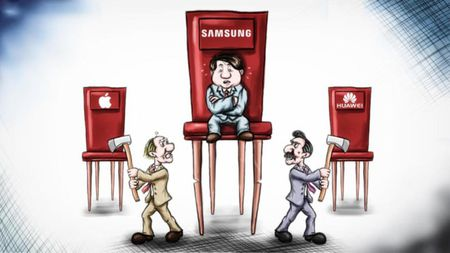'Ga khong lo Trung Quoc' hung hon tuyen bo vuot mat ca Samsung lan Apple - Anh 1
