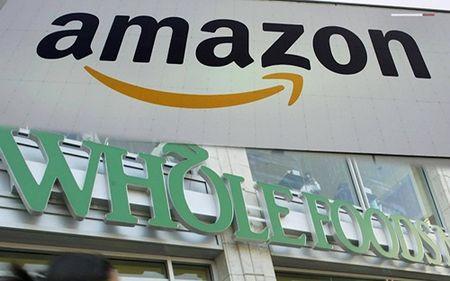 Amazon thau tom Whole Foods: Con dia chan voi nganh thuc pham the gioi - Anh 1