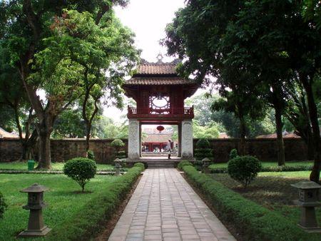 Tieng Ha Noi - 'Quoc ngu' tinh hoa tam hon - Anh 1
