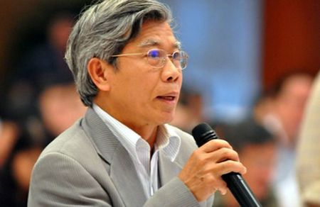 Nguyen Thong doc Le Duc Thuy dat cau hoi 'tien dau' khi xu ly no xau - Anh 1
