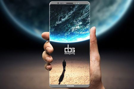 Vi sao Samsung khong trang bi may quet van tay o man hinh cam ung? - Anh 1