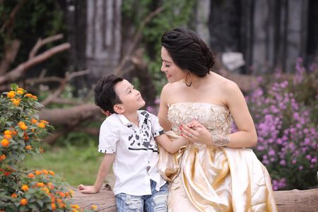 MC Thu Trang van doi cho mot hanh phuc moi - Anh 3