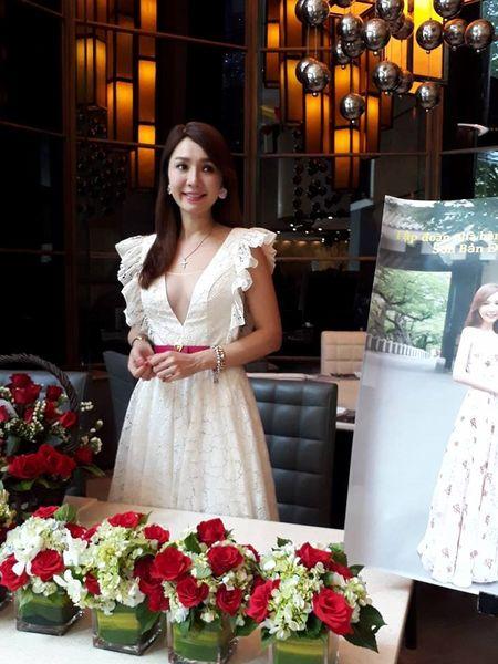 Sau scandal o Dai Loan, Helen Thanh Dao ve nuoc noi gi? - Anh 1