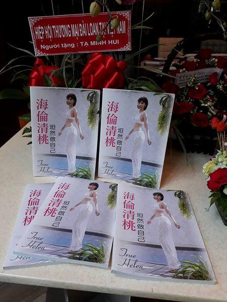 Sau scandal o Dai Loan, Helen Thanh Dao ve nuoc noi gi? - Anh 2