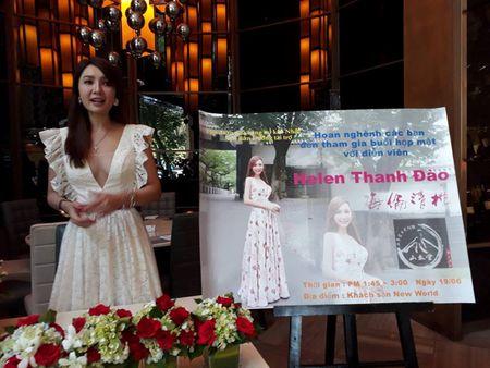 Sau scandal o Dai Loan, Helen Thanh Dao ve nuoc noi gi? - Anh 4