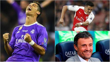 Chuyen nhuong 19/6: MU chot gia mua Ronaldo, Enrique the cho Conte? - Anh 1