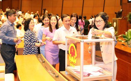 Ong Le Hong Quang duoc phe chuan giu chuc Tham phan TAND Toi cao - Anh 1
