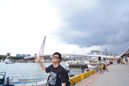 Quang Vinh bat mi thien duong 'song ao' o Dai Loan - Anh 12