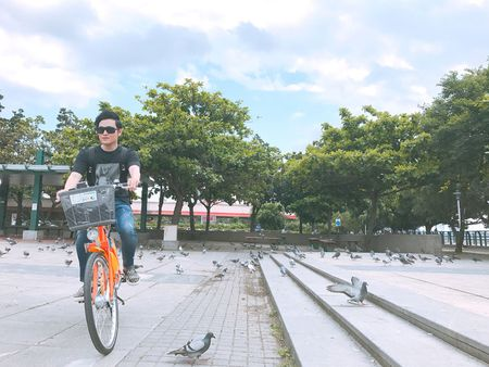 Quang Vinh bat mi thien duong 'song ao' o Dai Loan - Anh 5