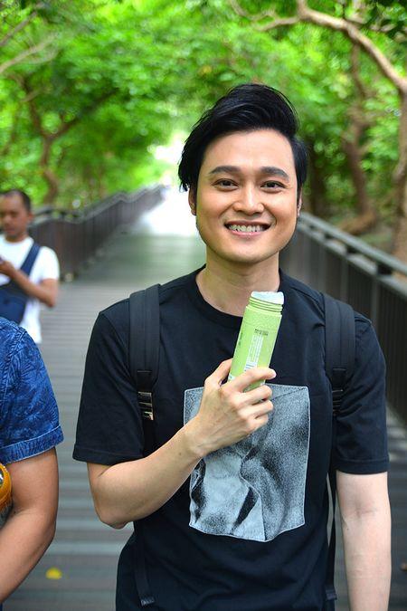 Quang Vinh bat mi thien duong 'song ao' o Dai Loan - Anh 7