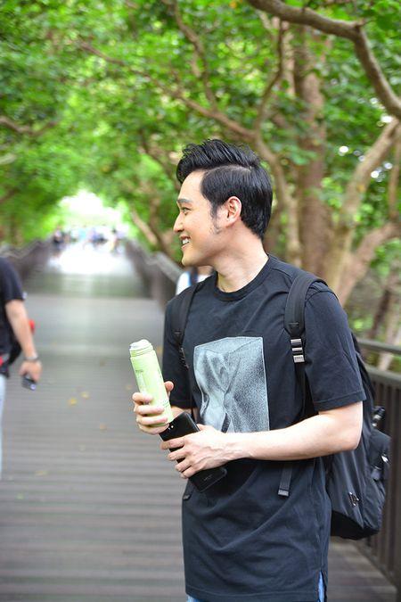 Quang Vinh bat mi thien duong 'song ao' o Dai Loan - Anh 8