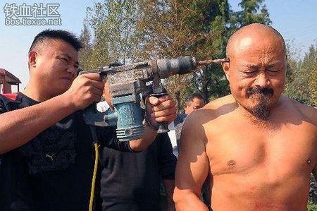 Nhung man luyen cong 'quai di' cua cac vo su Thieu Lam - Anh 3