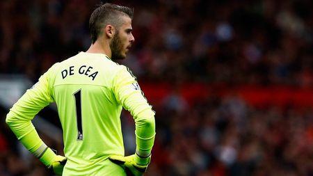 Nong: Vu De Gea, Real Madrid ra phan quyet CHINH THUC - Anh 1