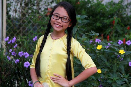 Phuong My Chi, Thien Nhan cung 14 tuoi: Ke bi che chin ep, nguoi duoc khen - Anh 2