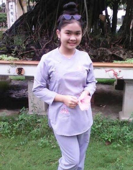 Phuong My Chi, Thien Nhan cung 14 tuoi: Ke bi che chin ep, nguoi duoc khen - Anh 6