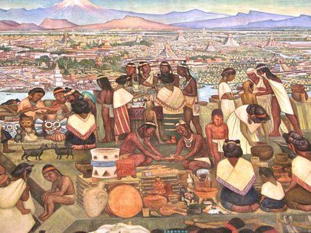 Nhung dieu thu vi ve thu do cua de che Aztec - Anh 9