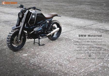 BMW R1100RS hang thua sieu dep cua nguoi Ha Noi - Anh 1