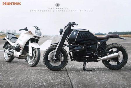 BMW R1100RS hang thua sieu dep cua nguoi Ha Noi - Anh 2