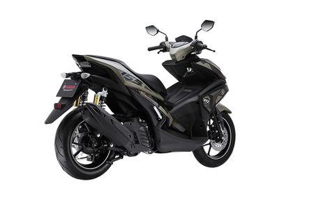 'Soi' Yamaha NVX 155 Camo moi gia 52,7 trieu tai VN - Anh 4