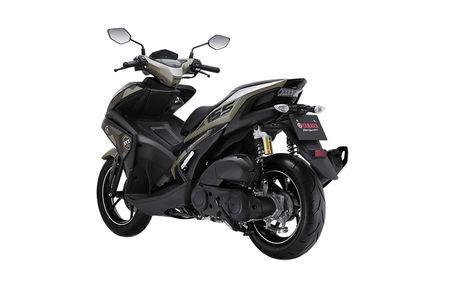 'Soi' Yamaha NVX 155 Camo moi gia 52,7 trieu tai VN - Anh 8