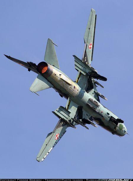 My ban roi may bay Syria: Su-22 chua tung danh thang tren khong - Anh 11
