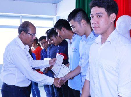 DH Kien Giang: 84 hoc vien hoan thanh Chuong trinh Quan ly chat luong thuc pham - Anh 1