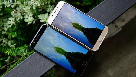 Oppo F3 vs Galaxy J7 Pro: ban chon san pham nao trong phan khuc 7 trieu? - Anh 5