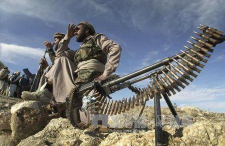 Afghanistan giai phong khu vuc Tora Bora - Anh 1