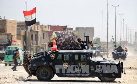 Phong vien Dai Truyen hinh Phap thiet mang tai Mosul, Iraq - Anh 1