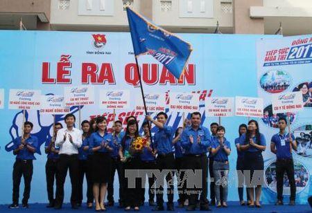 Ky thi Trung hoc pho thong Quoc gia 2017: Dam bao an toan, thuan loi, nghiem tuc - Anh 2