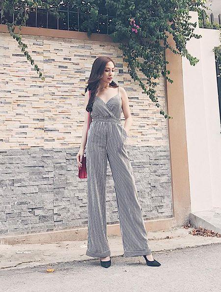 Street style ruc ro day mau sac cua sao, hot girl Viet tuan qua - Anh 1