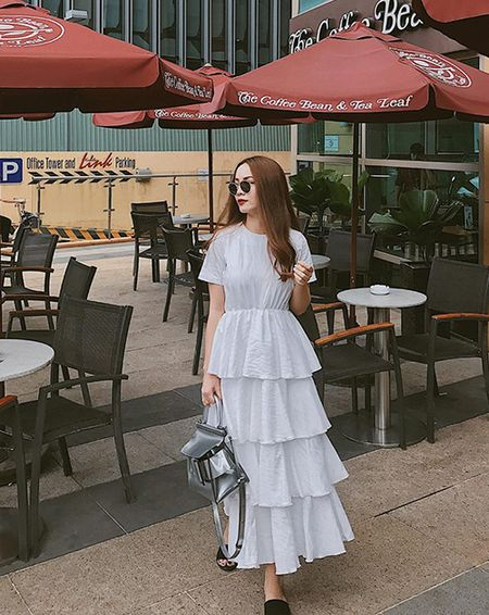 Street style ruc ro day mau sac cua sao, hot girl Viet tuan qua - Anh 3