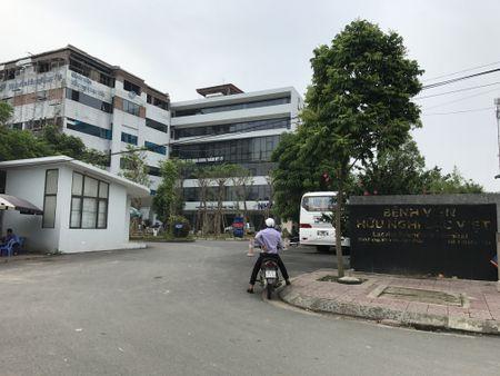 Nguyen nhan ban dau vu san phu tu vong sau mo lay thai o Vinh Phuc - Anh 1
