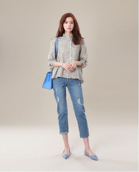 Ton dang cuc hieu qua voi nhung mau quan jeans phong cach - Anh 1