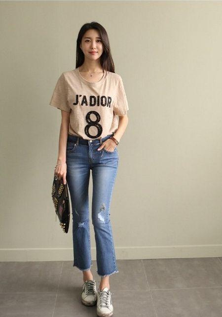 Ton dang cuc hieu qua voi nhung mau quan jeans phong cach - Anh 9