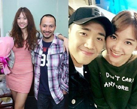 Hari Won 'to' Tran Thanh 'khong phai dan ong', Tran Thanh 'dung hinh' ngay lap tuc - Anh 1