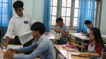 Cac tinh mien Trung da san sang cho ky thi quoc gia - Anh 1