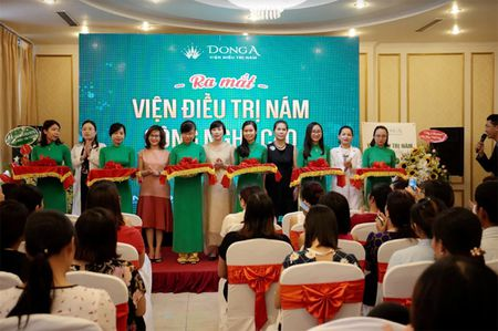 Ra mat Vien dieu tri nam chuyen sau dau tien tai Viet Nam - Anh 1