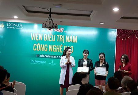 Ra mat Vien dieu tri nam chuyen sau dau tien tai Viet Nam - Anh 3