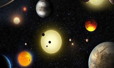 NASA tiet lo chan dong ve 10 hanh tinh 'anh em' cua Trai Dat - Anh 1