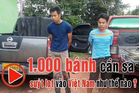 1.000 banh can sa suyt lot vao Viet Nam nhu the nao? - Anh 5