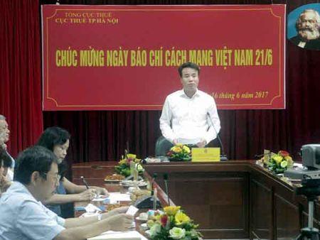 Cuc thue TP Ha Noi: Truy thu, truy hoan va phat tren 748 ty dong - Anh 1