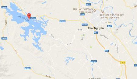 Thai Nguyen: Xu ly cap bach dap chinh Ho Nui Coc bi tham - Anh 1